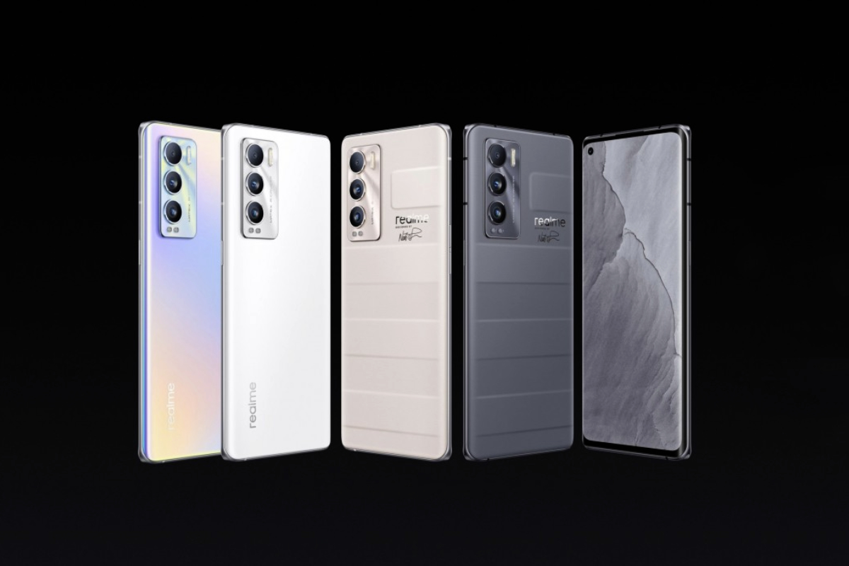 Realme GT Master Edition And Other Functions